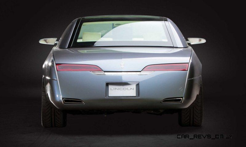 2004 Lincoln Mark X Concept 18