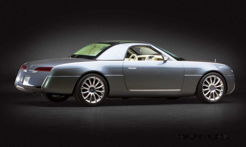 2004 Lincoln Mark X Concept 2