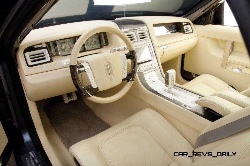 2004 Lincoln Mark X Concept 3