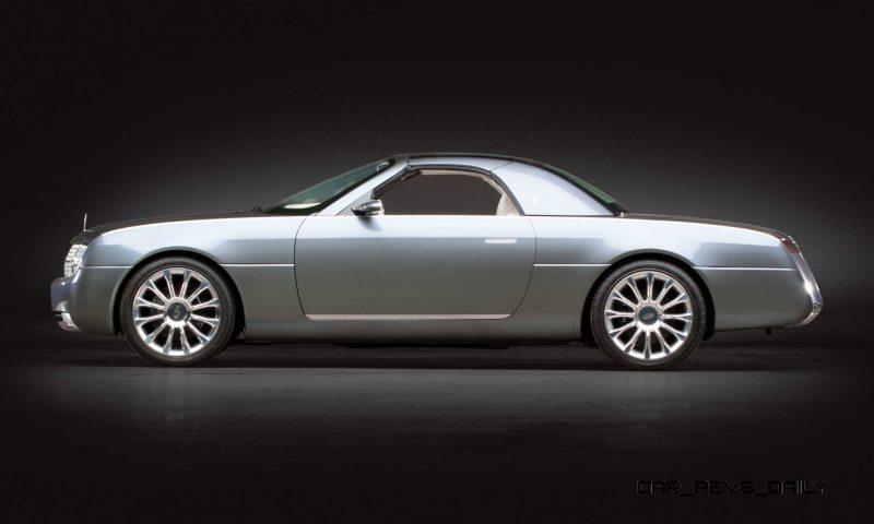 2004 Lincoln Mark X Concept 4
