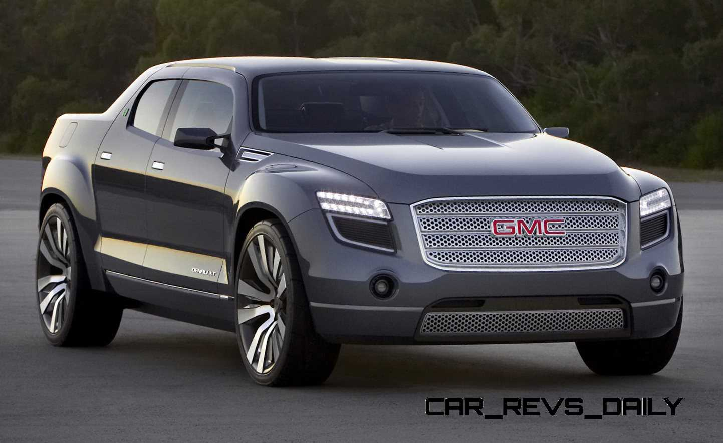model gmc concept canyon release truck changes car hd denali prices and date specs