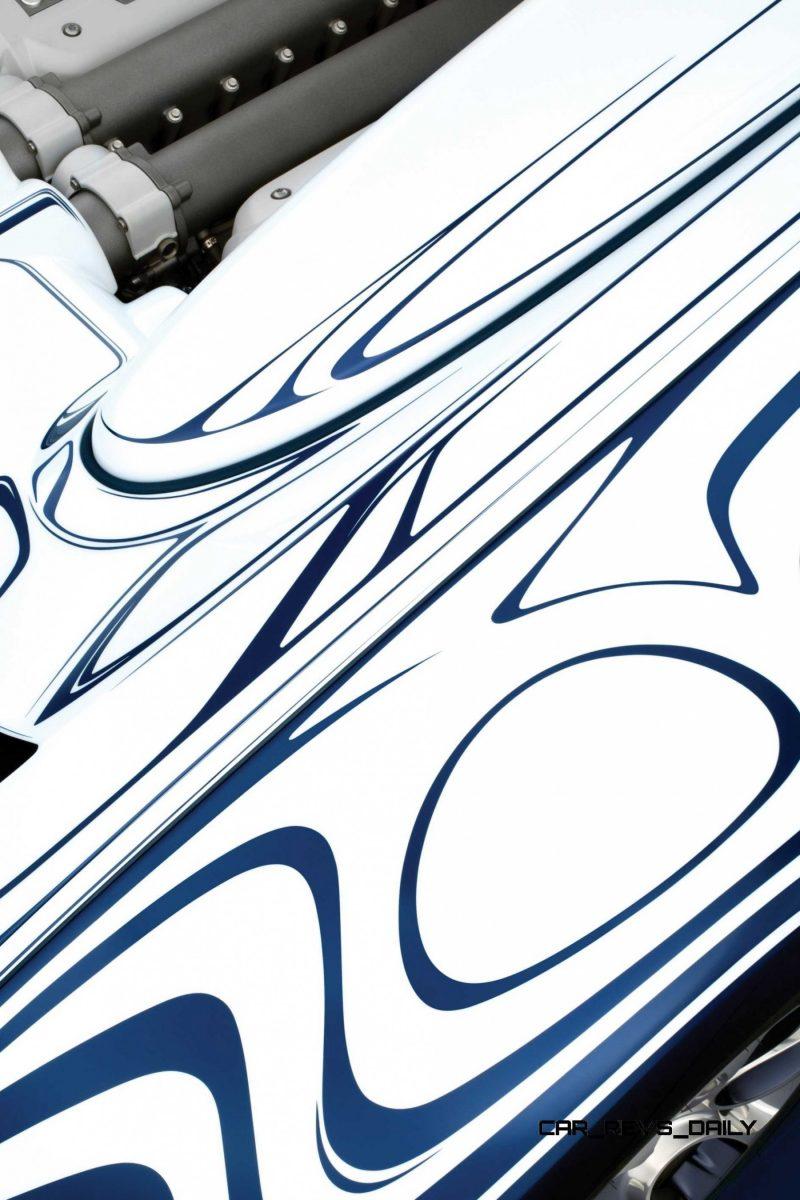 2011 Bugatti Veyron L'Or Blanc 1