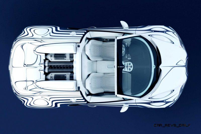2011 Bugatti Veyron L'Or Blanc 19