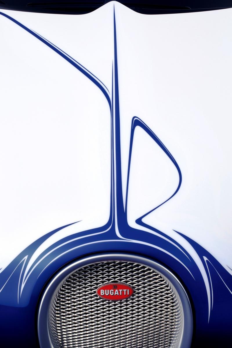 2011 Bugatti Veyron L'Or Blanc 2
