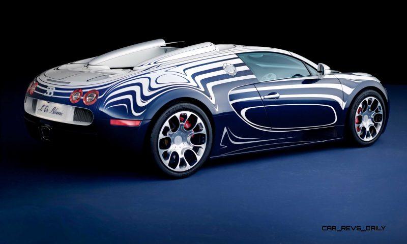 2011 Bugatti Veyron L'Or Blanc 20