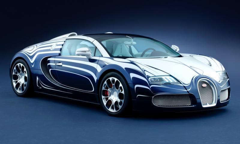 2011 Bugatti Veyron L'Or Blanc 21