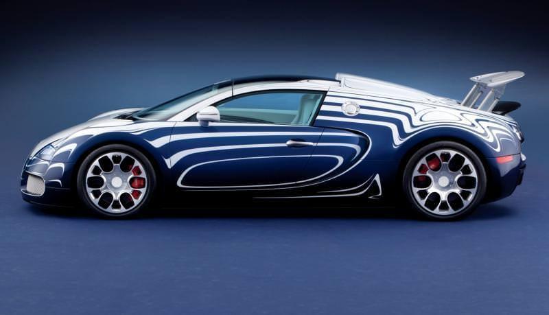 2011 Bugatti Veyron L'Or Blanc 22