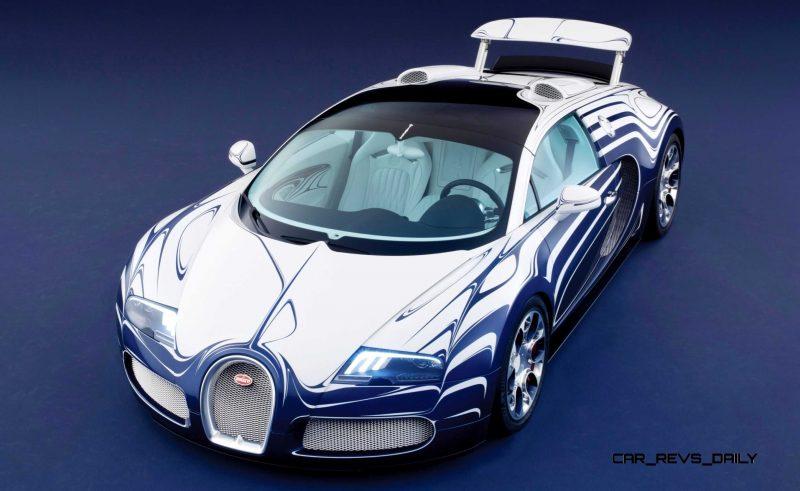 2011 Bugatti Veyron L'Or Blanc 24