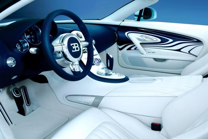 2011 Bugatti Veyron L'Or Blanc 25