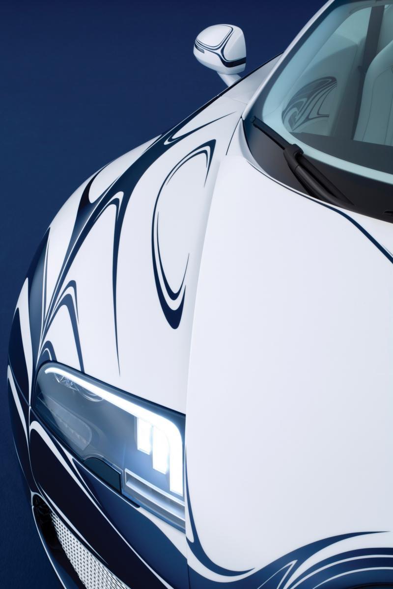 2011 Bugatti Veyron L'Or Blanc 4