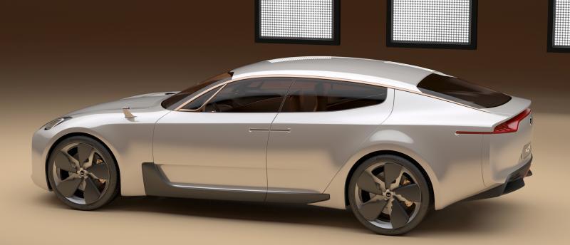 2011 Kia GT 15