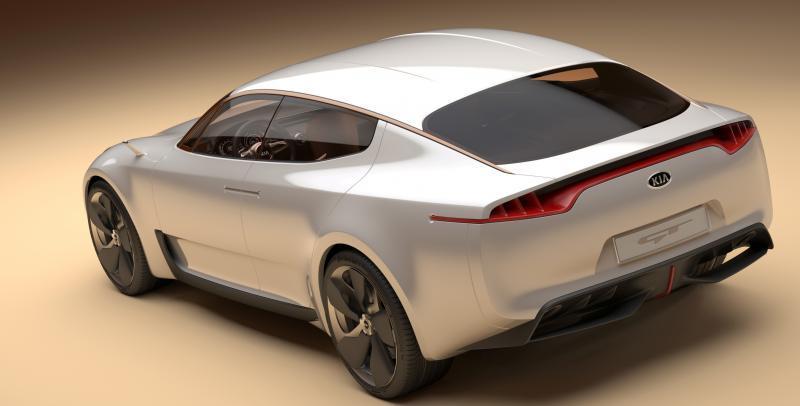 2011 Kia GT 17