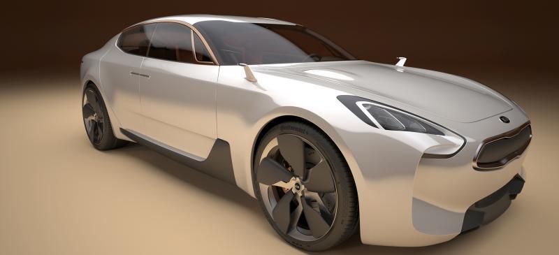 2011 Kia GT 21
