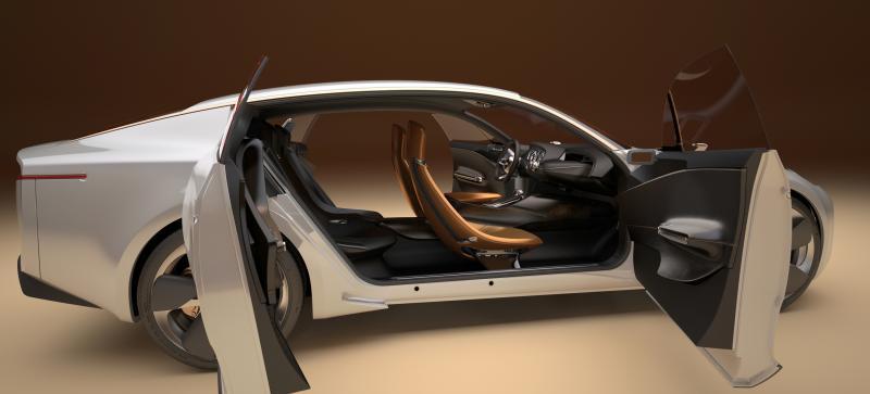 2011 Kia GT 23
