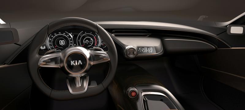 2011 Kia GT 25
