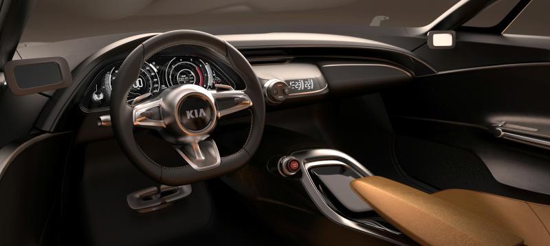 2011 Kia GT 26