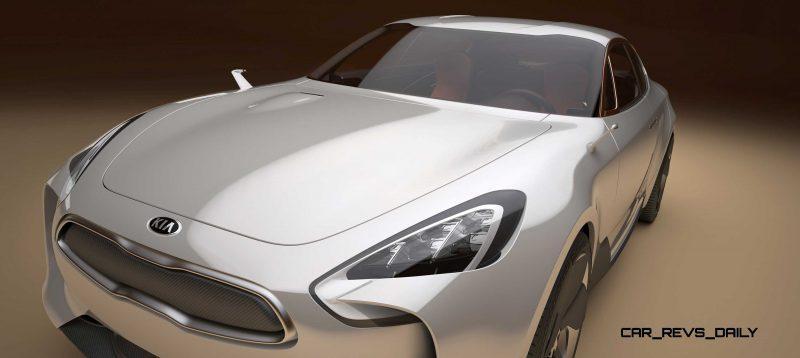 2011 Kia GT 5