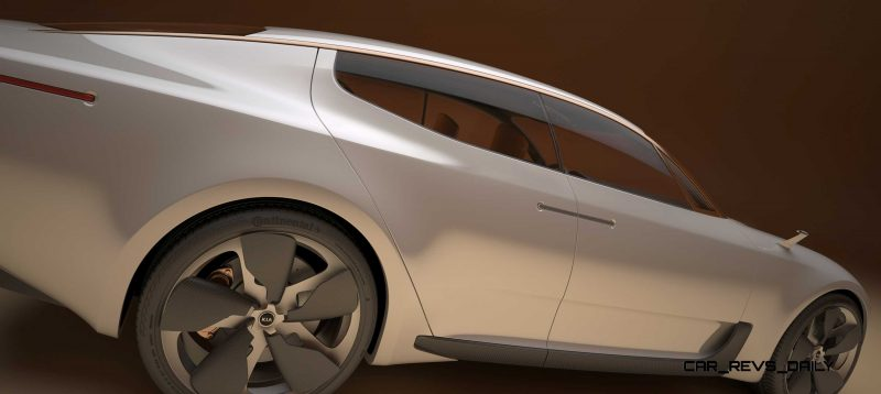 2011 Kia GT 6