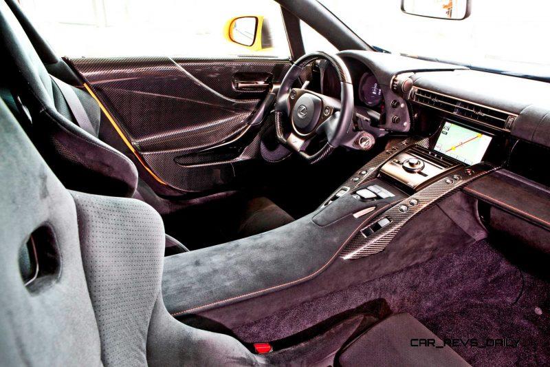 2012 Lexus LFA Nurburgring 101