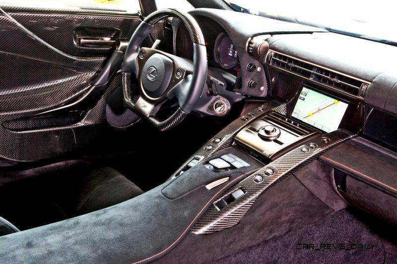 2012 Lexus LFA Nurburgring 102