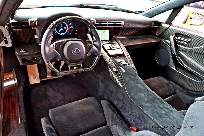 2012 Lexus LFA Nurburgring 105