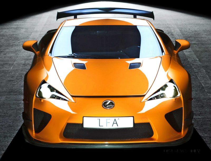 2012 Lexus LFA Nurburgring 22