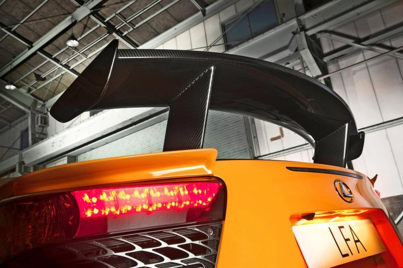 2012 Lexus LFA Nurburgring 26