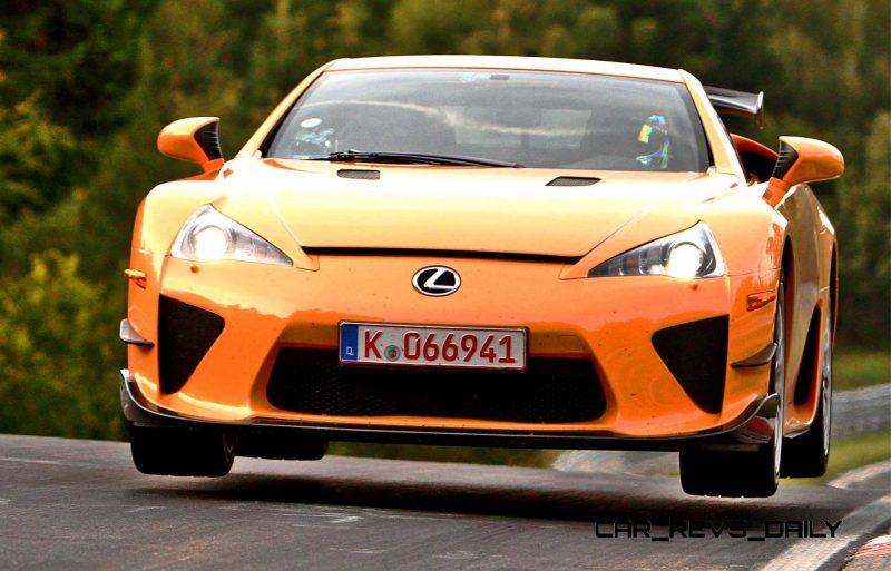 2012 Lexus LFA Nurburgring 32