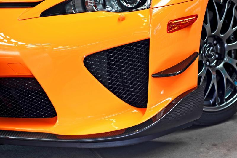 2012 Lexus LFA Nurburgring 54