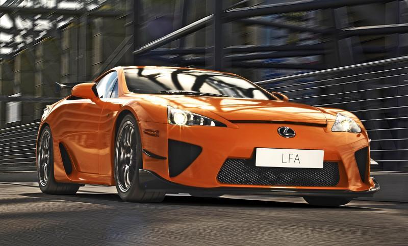 2012 Lexus LFA Nurburgring 57
