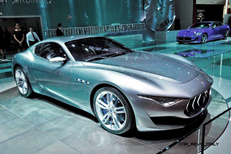 2014 Alfieri Maserati Concept Pebble Beach 1
