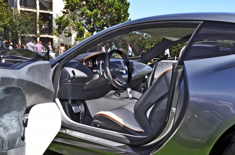 2014 Alfieri Maserati Concept Pebble Beach 10