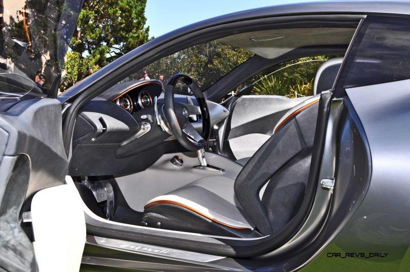 2014 Alfieri Maserati Concept Pebble Beach 11
