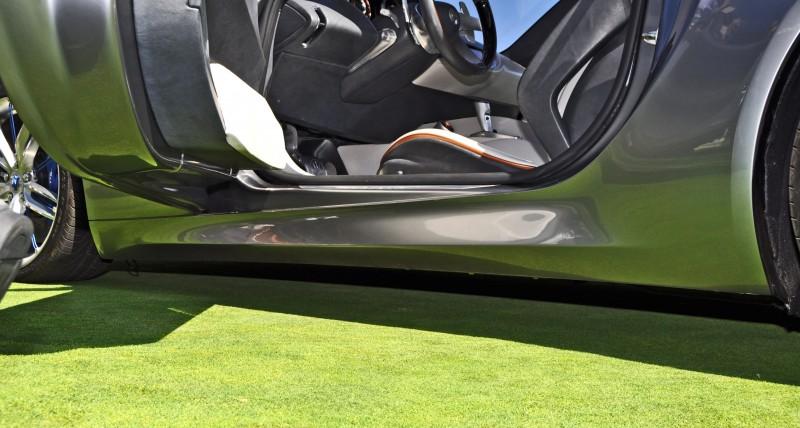 2014 Alfieri Maserati Concept Pebble Beach 13