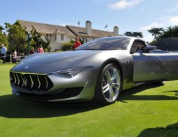 Maserati Embracing Aluminum for Production-Spec Alfieri? By Carl Malek