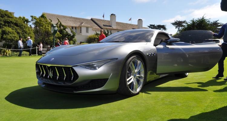 2014 Alfieri Maserati Concept Pebble Beach 15