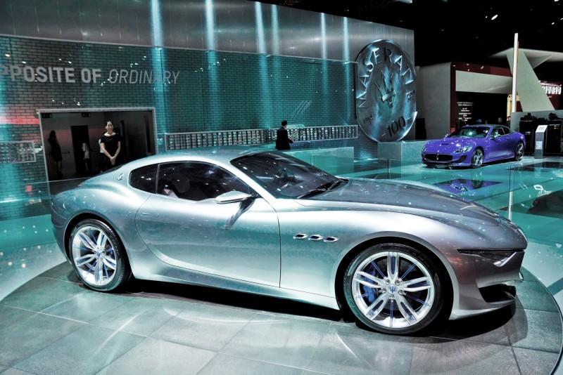 2014 Alfieri Maserati Concept Pebble Beach 2