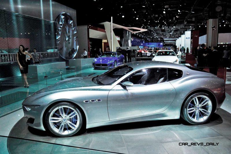 2014 Alfieri Maserati Concept Pebble Beach 3