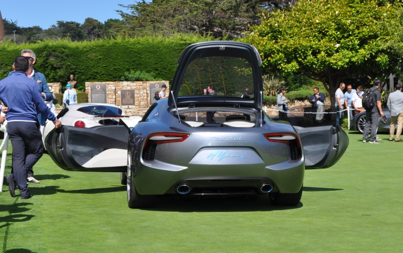 2014 Alfieri Maserati Concept Pebble Beach 5