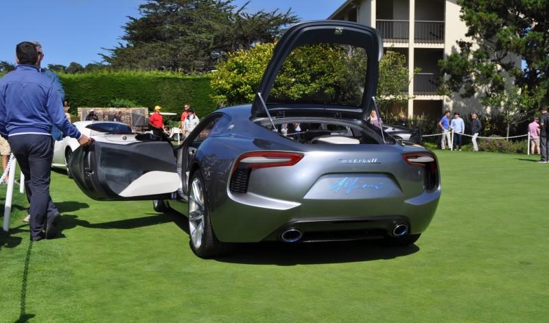 2014 Alfieri Maserati Concept Pebble Beach 6