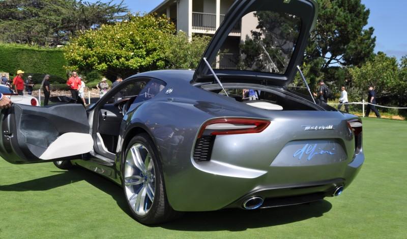 2014 Alfieri Maserati Concept Pebble Beach 9