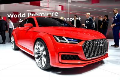 2014 Audi TT Sportback Concept 1