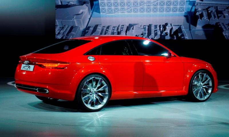 2014 Audi TT Sportback Concept 11
