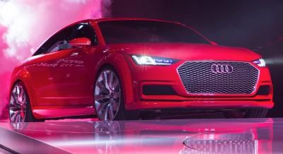 2014 Audi TT Sportback Concept 16