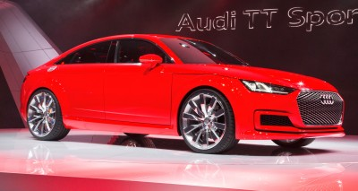 2014 Audi TT Sportback Concept 17