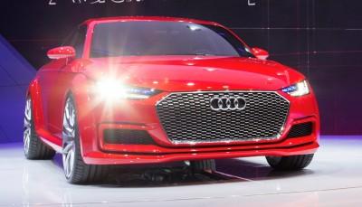 2014 Audi TT Sportback Concept 19