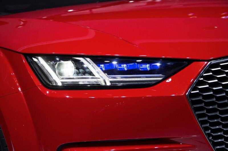 2014 Audi TT Sportback Concept 23