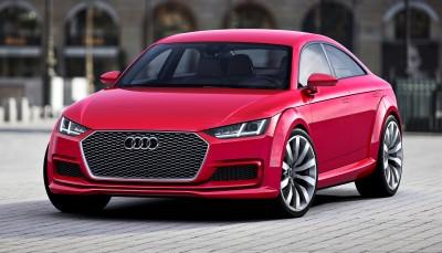 2014 Audi TT Sportback Concept 24