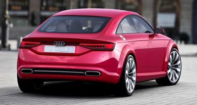 2014 Audi TT Sportback Concept 25