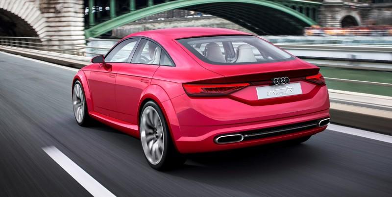 2014 Audi TT Sportback Concept 26